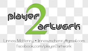 Player 2 ARtwork - Linnea McHenry