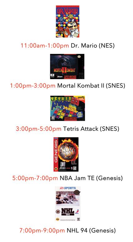 Tournament-Schedule-Site