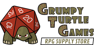 Grumpy Turtle Games