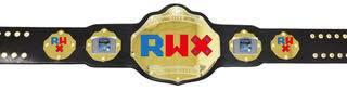 Retro Slam Belt